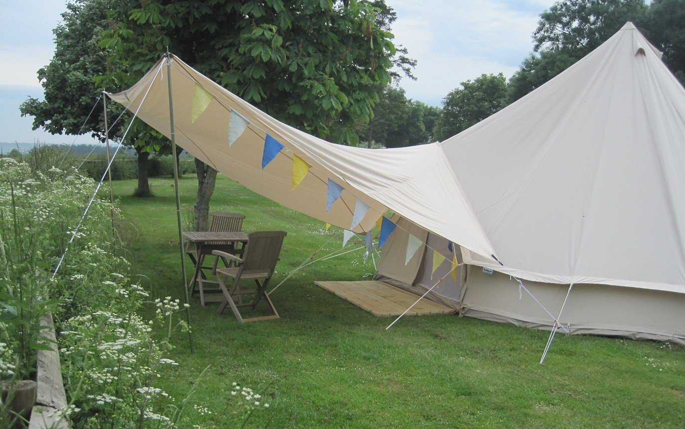 Summerlands 6m Bell Tent